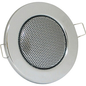 Miniaturlautsprecher, Halogen-Design, silber DYNAVOX 202412