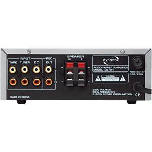 Stereo-Miniverstärker DYNAVOX 203745