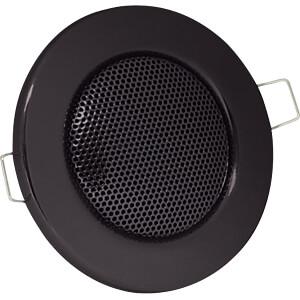 Miniaturlautsprecher, Halogen-Design, schwarz DYNAVOX 206819