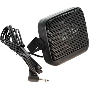 Lautsprecher, 3.5mm Mono Stecker EKULIT 125045
