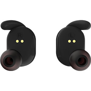 Bluetooth®-Kopfhörer / Headset, In-Ear, kabellos, schwarz ELARI ELNPS1BLK