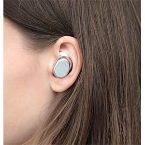 Bluetooth®-Kopfhörer / Headset, In-Ear, kabellos, weiß ELARI ELNPS1WHT