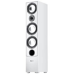 Canton GLE 490 in white (single loudspeaker) CANTON 03363
