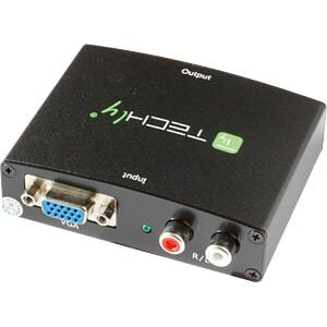 VGA/Audio to HDMI Converter TECHLY IDATA-CN-VGA