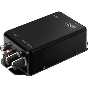 Leistungsfähiger Stereo-Kopfhörerverstärker IMG STAGE LINE HPR-6