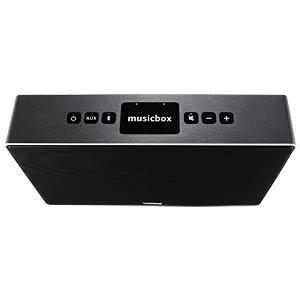 Canton Musicbox S / Bluetooth®, schwarz CANTON 03682