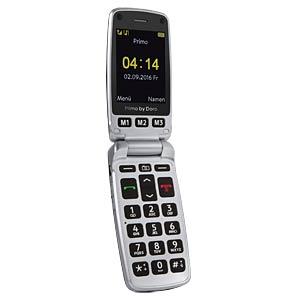 GSM Mobiltelefon, rot DORO 360024