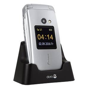 GSM Mobiltelefon, silber DORO 360026