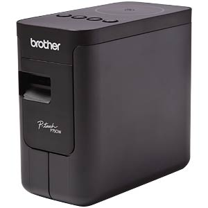 Brother labeller / WIFI & NFC BROTHER PTP750WZG1