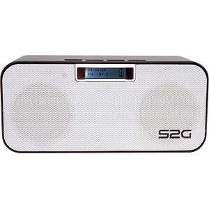 Bluetooth Lautsprecher schwarz/weiss SOUND2GO 10119