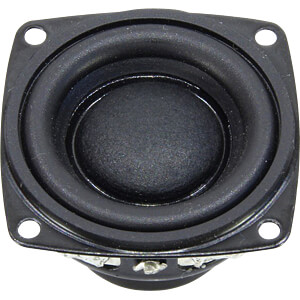 Breitbandlautsprecher BF 37, 5 W, 4 Ohm VISATON 2260