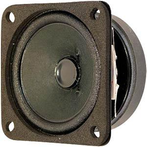 VISATON full-range speaker, 6.5 cm, 8 ohm VISATON 2017