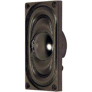 VISATON miniature rectangular speaker/8 ohm VISATON 2941