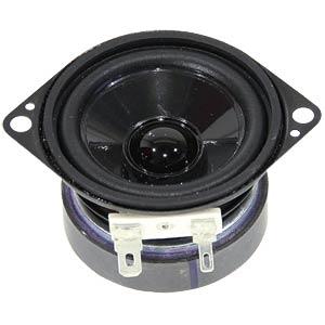 Breedbandsysteem / 50 mm / 8 W VISATON 2236