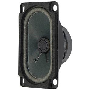 Breitbandlautsprecher SC 5.9OM, 10 W, 8 Ohm VISATON 8003