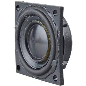 VISATON miniature speaker 2.3cm, 8ohm VISATON 2826