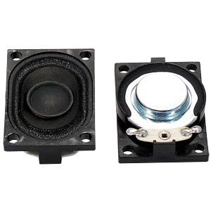 VISATON miniature speaker/2.8 x 4 cm, 8ohm VISATON 2945
