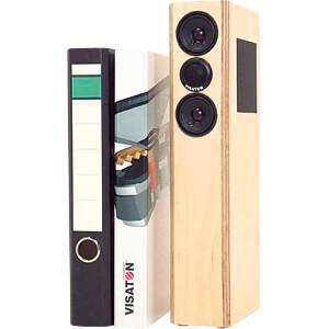 Lautsprecherbausatz VOX 80, 20 W, 4 Ohm, Paar VISATON 5940