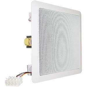 VISATON two-way ceiling and wall-mounted speaker, square VISATON 50154