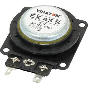 VISATON Elektrodynamischer Exiter, 8 Ohm VISATON 4501
