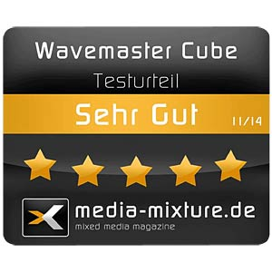 2.0 Bluetooth Regal-Lautsprecher Paar WAVEMASTER 66320