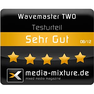 2.0 Bluetooth Regal-Lautsprecher Paar WAVEMASTER 66330