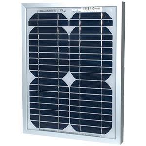 ET Solar photovoltaic module 10 W, 17.8 V, 0.57 A, SG PHAESUN 104271