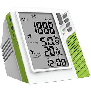 Air quality meter, CO2 meter MIC 98138