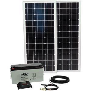 Phaesun complete solar kit, 100W PHAESUN 600018