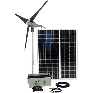 Phaesun hybrid wind and solar complete kit PHAESUN PN-SK3