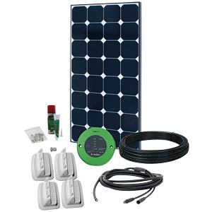 Phaesun complete vehicle solar kit, 100W PHAESUN 6000025