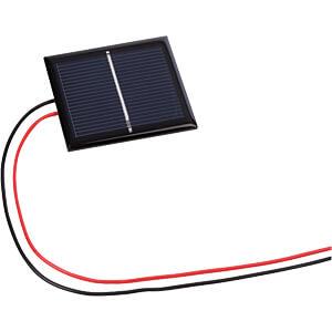 Solarzelle, gekapselt, 0,5 V, 0,4 A VELLEMAN SOL1N