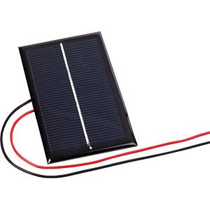 Solarzelle, gekapselt, 0,5 V, 0,8 A VELLEMAN SOL2N