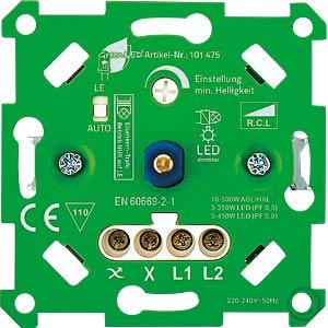 GL 190040GRL - Auto-Detekt-Dimmer für LED + Standard automatisch