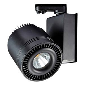 COB- LED- Track light, black, 33 W, CRI95, 3000 K V-TAC 1233
