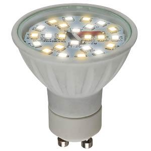 LED-Leuchtmittel GU10, EEK A+ HEITRONIC 16049