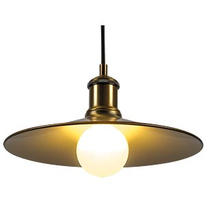 LED-Lampe E27, 7 W, 638 lm, 2700 K, dimmbar HEITRONIC 16827