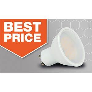 LED-Strahler GU10, 3 W, 210 lm, 3000 K V-TAC 7126