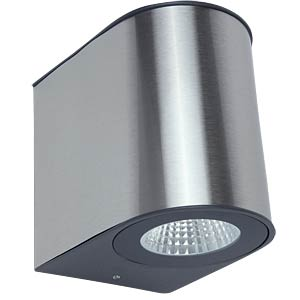 LED walllamp, stainless steel ECO LIGHT 1890 M