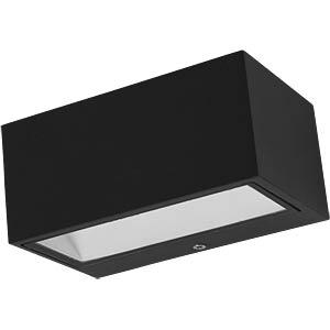 LED-Außenwandleuchte, Aluguss, anthrazit, EEK A++ - A ECO LIGHT 1891 S GR