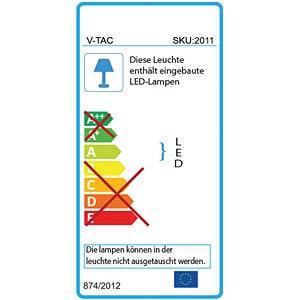 LED-Streifen, SMD 3528 60 grün IP20 V-TAC 2011