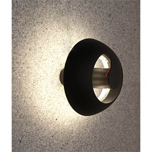 LED walllamp, anthracite ECO LIGHT 2253 S GR