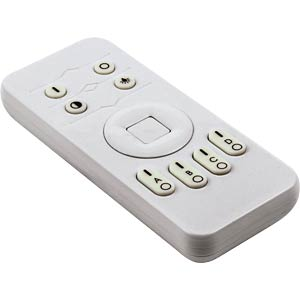Remote controller for LED downlights HEITRONIC 23151
