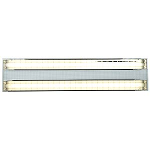 LED-Raster Einbauleuchte, EEK A+ HEITRONIC 26352