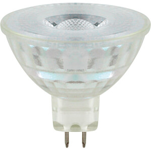 LED pin-base lamp, GU5.3, 5 W, 450 lm, 2700 K, dimmable LEDMAXX 2753D02