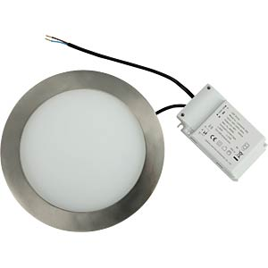 LED-Panel, 14 W, 900 lm, rund, dimmbar HEITRONIC 27795