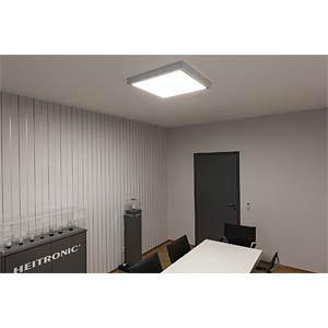 LED recessed luminaire HEITRONIC 27949
