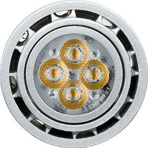LED-Lampe, GU4, 4 W, 200 lm,  2700 K PAULMANN 28260