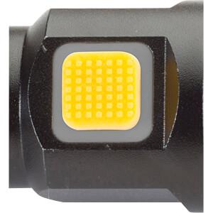 LED-Taschenlampe, 120 lm, schwarz, 2 x AA CAT CT2100