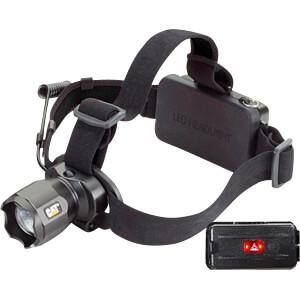 LED-Stirnleuchte, 380 lm, schwarz, Akku CAT CT4205